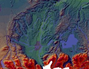 Inn_Chiemsee_Gletscher_Holozän1