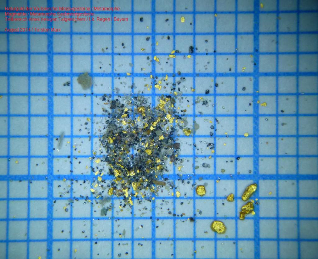 Naturgold_Metamorphe Sedimentgesteine3_Torsten Marx