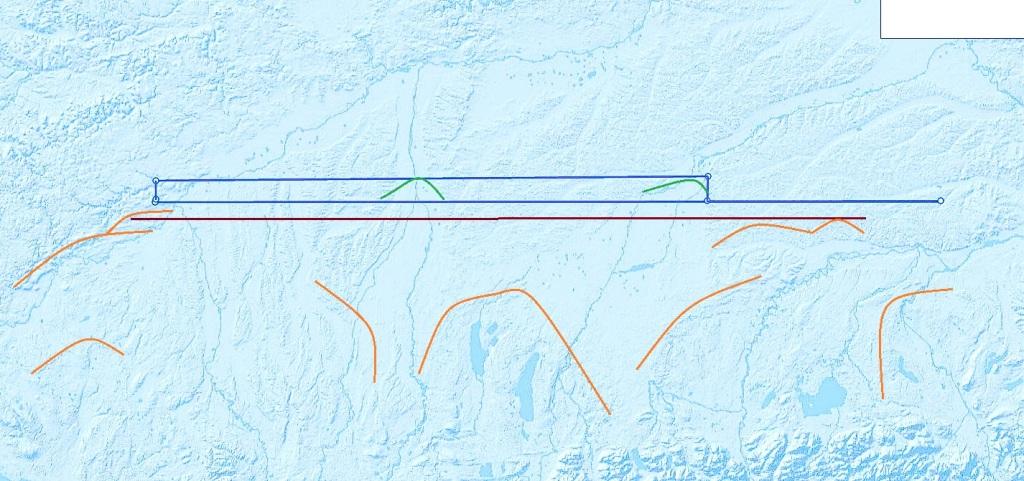 Größtmöglicher Gletschervorschub_ Alpen_Torsten Marx