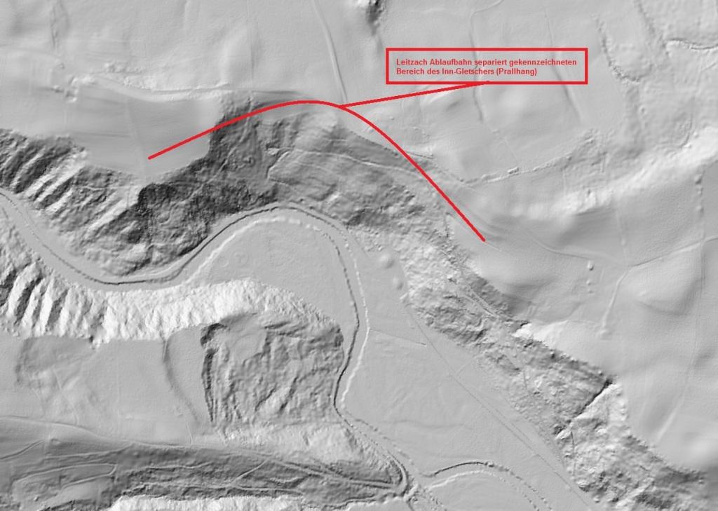 Ablaufbahn_Leitzach Gletscher