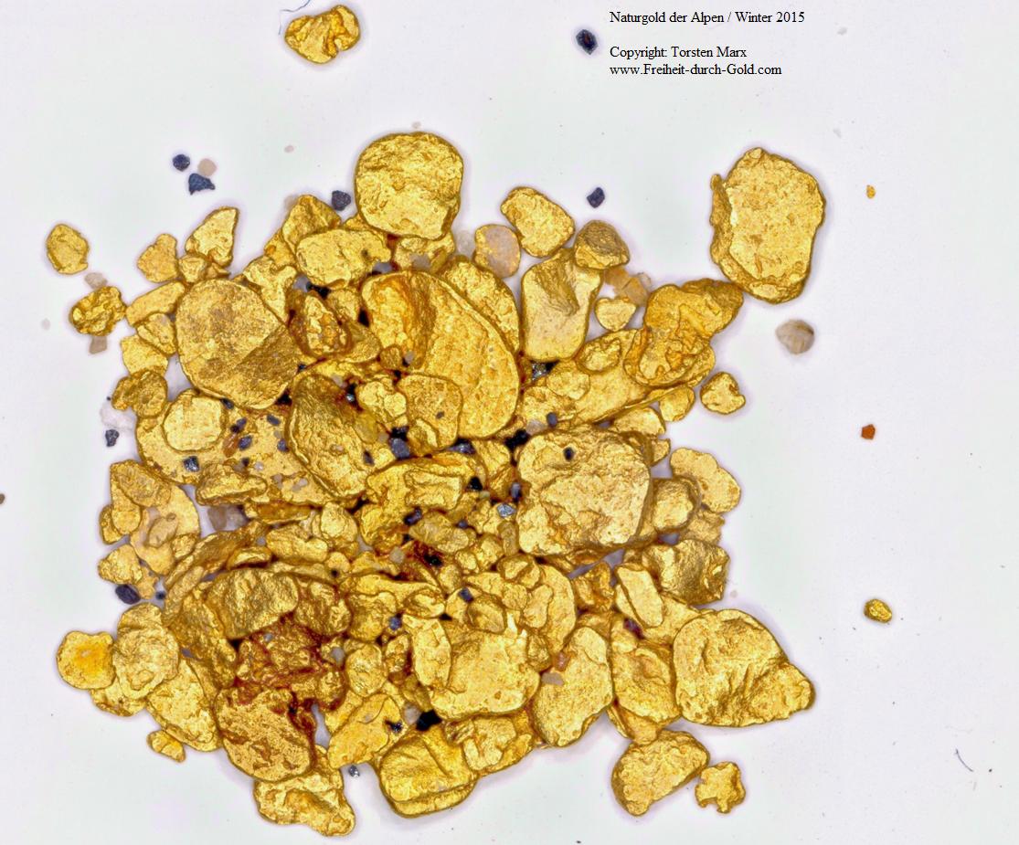 Goldflitter(2) - Torsten Marx